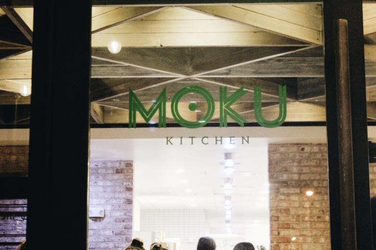 Moku Kitchen flow eats: moku kitchen